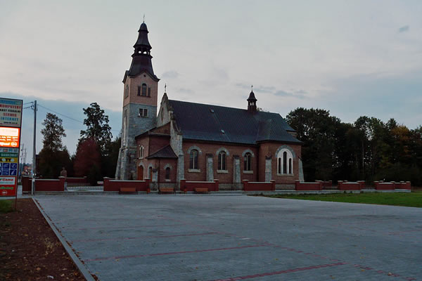 Church in Bialka Tatrzanska